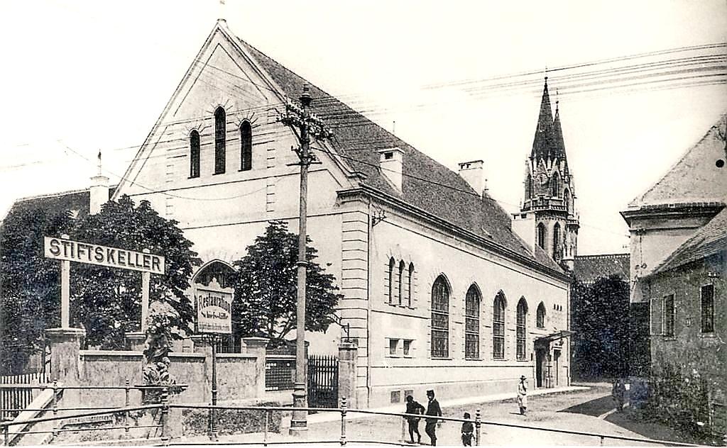 Der Klosterneuburger Stiftskeller